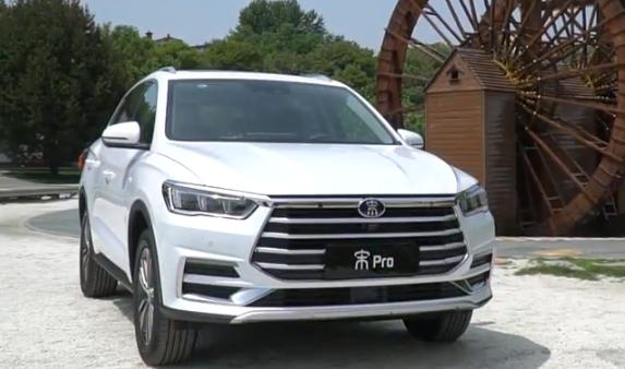 2019年10月10万SUV销量排行榜 比亚迪宋pro排第一捷途X70滑落到第六位