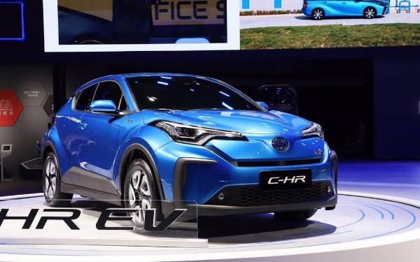 丰田suv2019新款来袭 2020款丰田C-HR火爆上市
