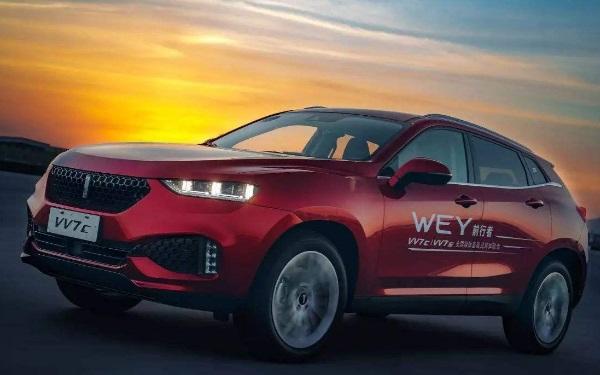 长城新款suv vv7怎么样 配置全面升级的智能SUV