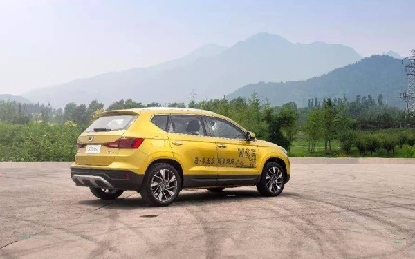 斯柯达全新suv柯米克GT上市 一款造型干练活力的年轻SUV
