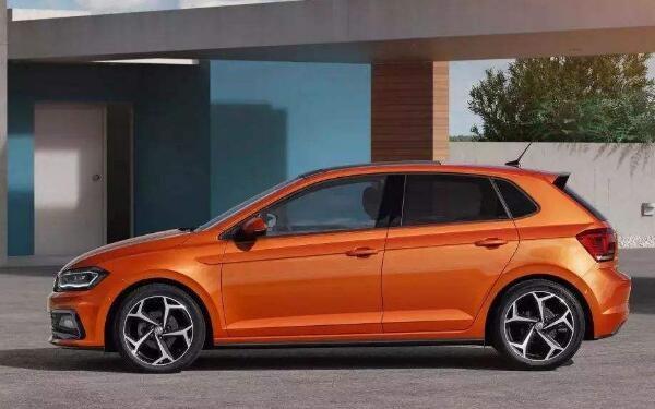 大众汽车10万元左右suv 全新一代Polo上市