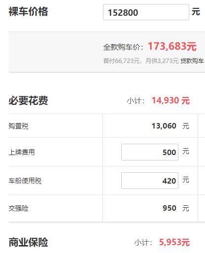 现代ix25高配价格和低配价格区别