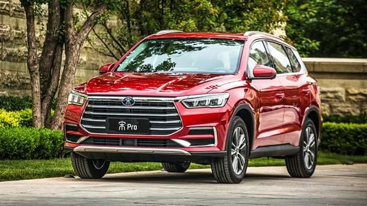 2019年12月份10萬SUV銷量排行榜 比亞迪宋pro銷量增長獲得第一