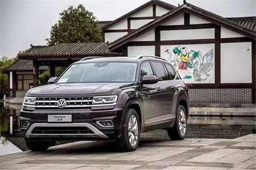 2019年12月份大型SUV销量排行榜 大众途昂再次获第一但销量有所增长