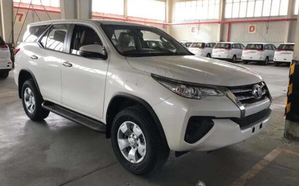 入口豐田SUV車型大全先容 對比測評三款入口豐田SUV