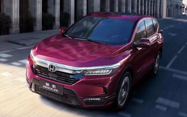 广汽本田suv车型大全图片及报价介绍 三款经典车型对比测评