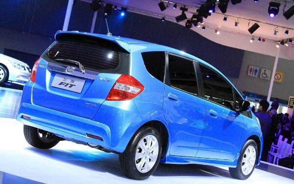 哪款本田新車上市suv8萬 本田飛度造型時尚性價比高