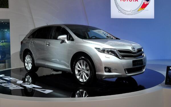 一汽丰田suv报价介绍 对比测评三款丰田SUV价格