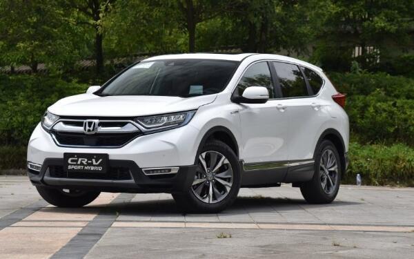 2020款本田crv最新消息介绍 预计参加今年四月北京车展