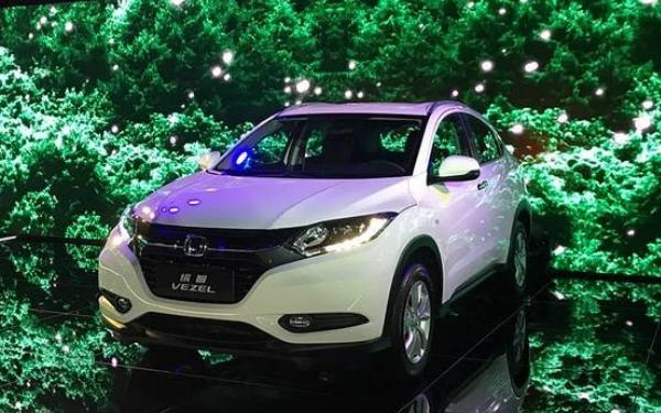 广汽本田suv车型报价 参考价格12.88万起