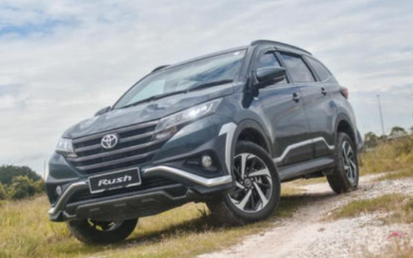 丰田7座9万车型介绍 丰田Rush强势登陆国内市场