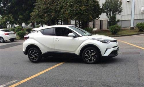 丰田suv10万左右的车自动挡 丰田C-HR怎么样