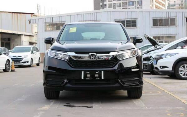 广汽本田新款车型来袭 本田suv有哪几款