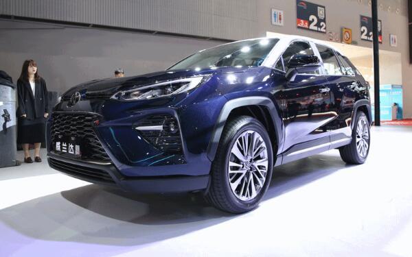 广汽本田汽车的价格是多少 三款丰田汽车售价区间14.18-42.18万元