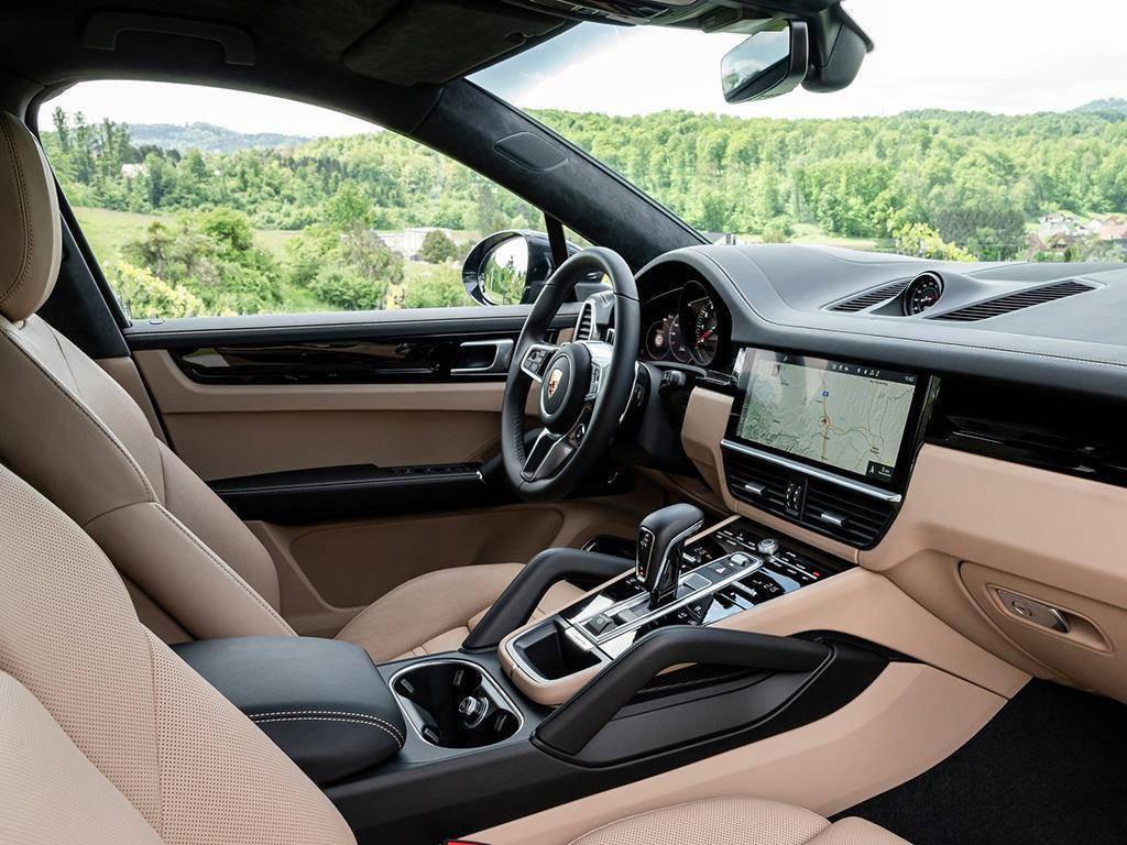 Cayenne S Coupé多少钱 保时捷中等车型高达百万