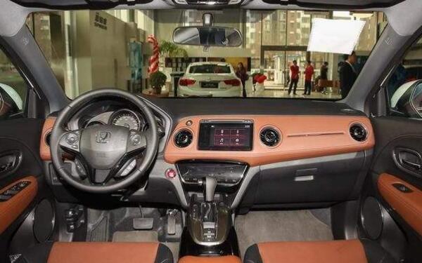 本田新款小型suv车型报价及图片介绍 新款XRV空间能力太出色