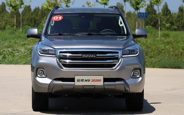 2020款哈弗h9柴油版上市 官方指导价22.78-26.38万