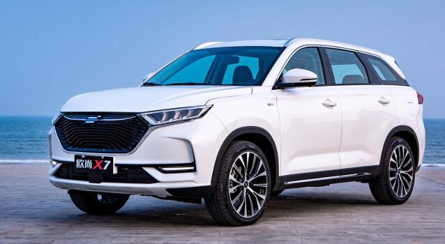 2020年1月10万SUV销量排行榜 长安欧尚X7获得销量第一名