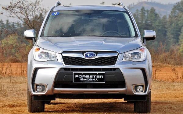 斯巴鲁SUV测评对比 森林人和傲虎怎么选