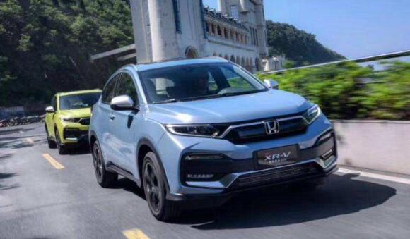 2020年1月小型SUV销量排行榜 本田XR-V和本田滨智冠亚军