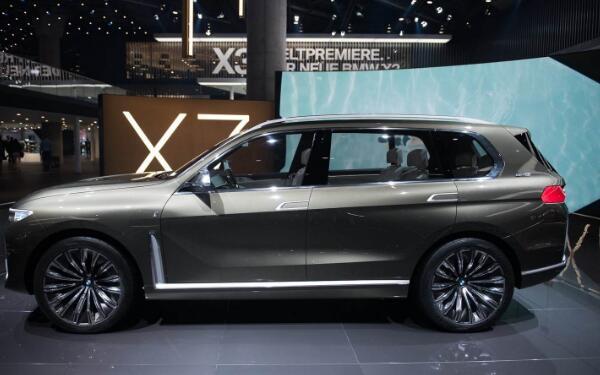 或成为宝马最贵SUV 宝马x8售价多少万