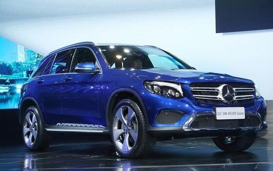 2020年2月中型SUV销量排行榜 奔驰GLC销量第一(3711辆)