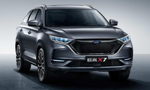 2020年2月份七座SUV销量排行榜 欧尚CX70排名第一(2328辆)