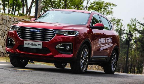 2020年2月紧凑型SUV销量排行榜 哈弗H6排第一(5071辆)
