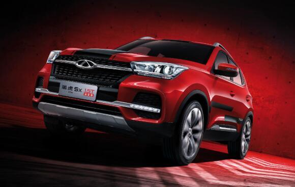 2020年2月10万SUV销量排行榜 奇瑞瑞虎5X售3651辆排第一