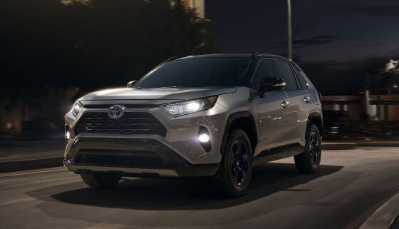 2020年2月20万SUV销量排行榜 丰田RAV4第一名(2087辆)