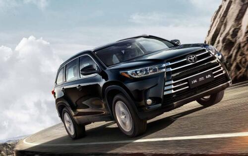 2020年4月份七座SUV销量排行榜 汉兰达依旧稳定第一名