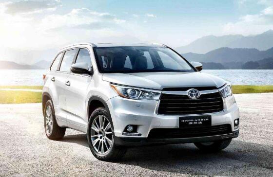 2020年3月份30万SUV销量排行 汉兰达排第一(7184辆)