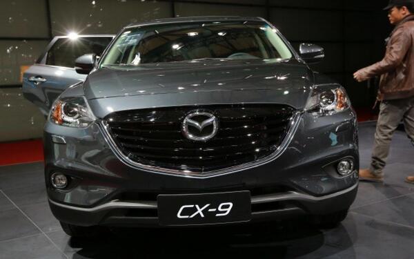 作为备受期待的中大型SUV 马自达cx9什么时候国内上市