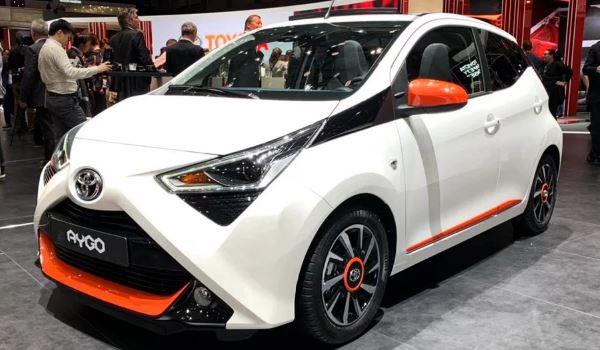丰田最小的车