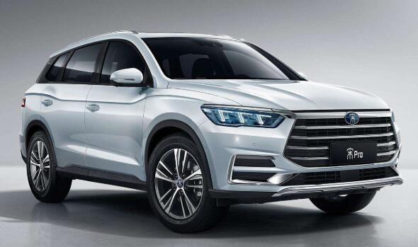 2020年4月10万SUV销量排行榜 比亚迪宋pro一个亮眼的存在