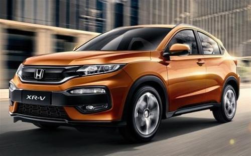 2020年4月小型SUV销量排行榜 本田XR-V销量大涨第一(15480辆)