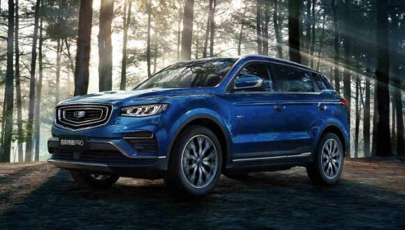 2020年4月15万SUV销量排行榜 吉利博越超稳拿第三