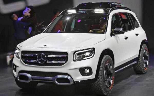紧凑型SUV的高人气之作 奔驰glb2.0t什么时候上市
