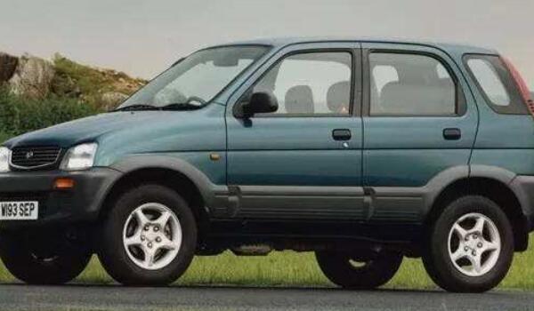 丰田特锐二手车价格 经典车型价格亲民