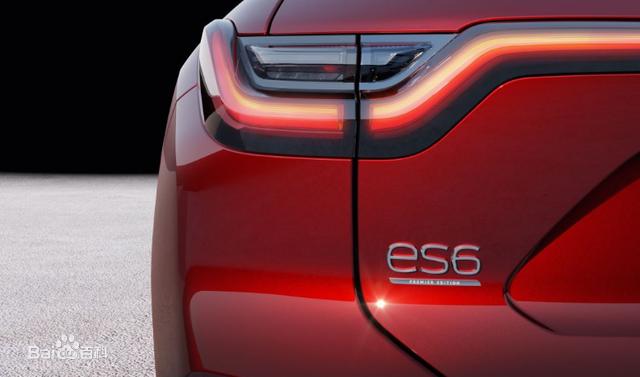 蔚来eS6是哪个厂家的  现与特斯拉其名