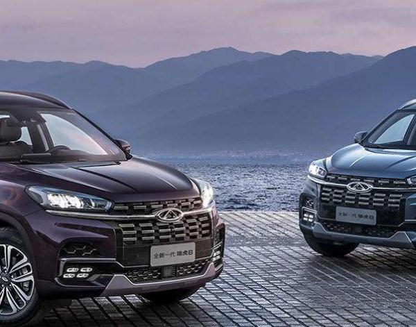 即将上市的新车SUV 全新一代瑞虎8