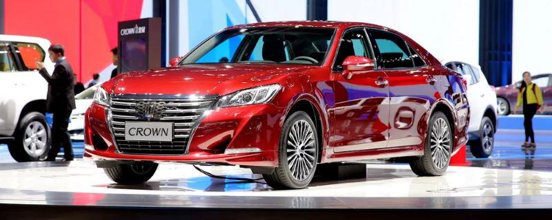 丰田皇冠2020款新车何时上市
