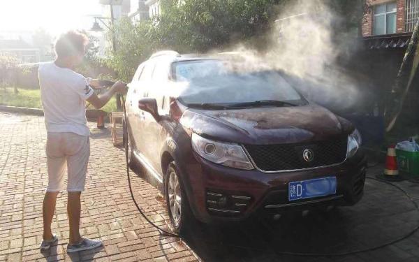 洗车正常多长时间