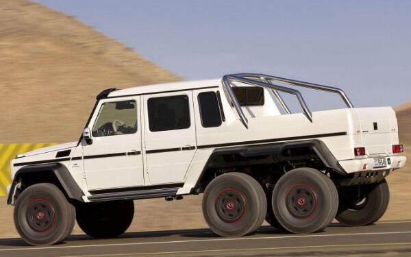 奔驰suv最贵的是哪款 非奔驰G级莫属
