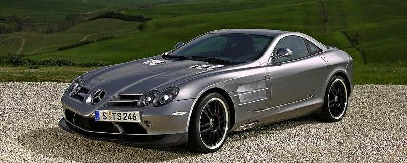 奔驰slr售价多少 售价在37.5万欧元起
