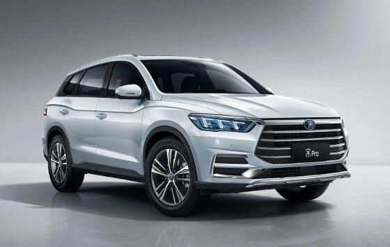 2020年5月10万SUV销量排行榜 比亚迪宋PRO第一(销12364辆)