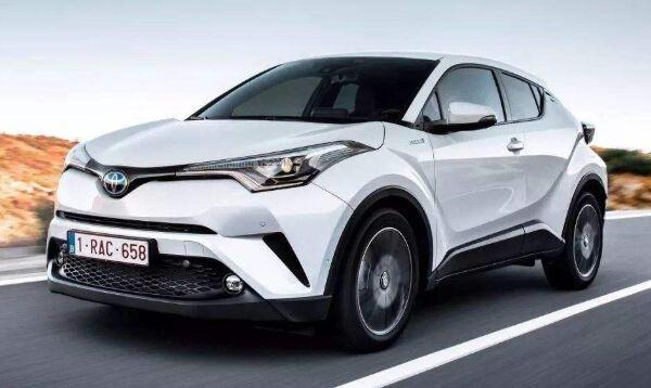 丰田suv新款12万 两款车型奕泽时尚C-HR前卫