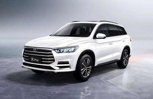 2020年6月10万SUV销量排行榜 比亚迪宋PRO月售量12412夺冠