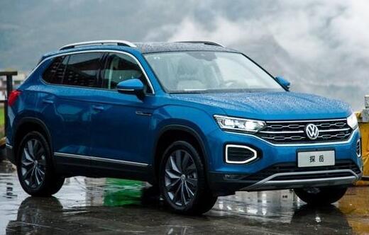 2020年6月中型SUV销量排行榜 大众探岳再拿冠军(14831辆)