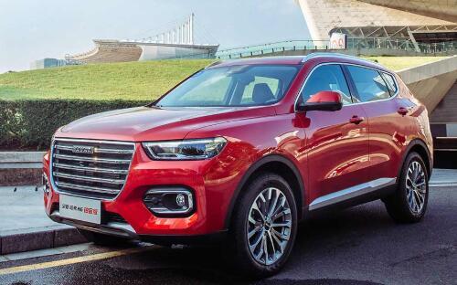 2020年6月紧凑型SUV销量排行榜 15款车型销量破万热销
